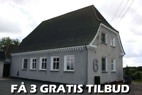 Murer Århus – Bestil 3 gratis tilbud